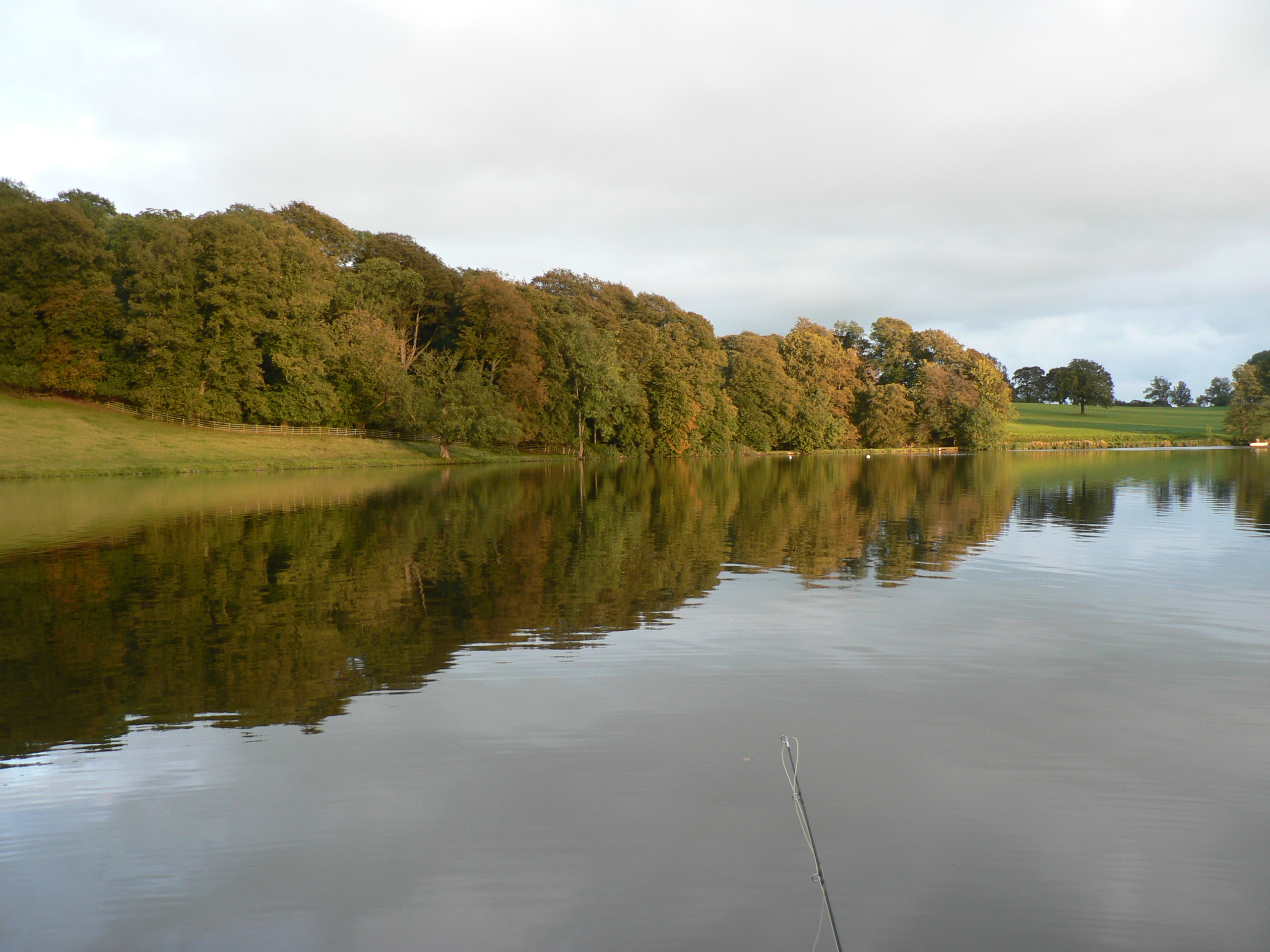 Coniston hall yorkshire fly fishing for Trout farm fishing near me